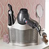 Lakeland 'Style Station' Hairdryer & Straighteners Tabletop Storage Holder