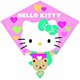 Hello Kitty: 23-inches Nylon Diamond X-kite