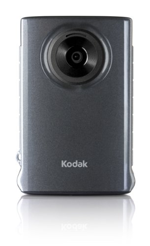 Kodak Mini Video Camera with SD Card (Grey)