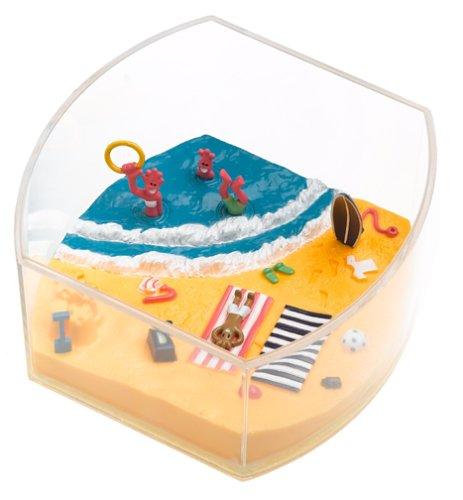Sea monkeys hang 10 mini world educational insights toys for Monkey fish toys