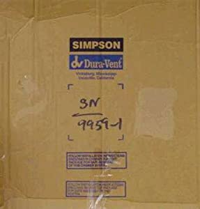 "Simpson Duravent Storm Collar 6 "" Dia. Class A 2100 Deg."