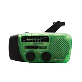Amazon - Eton Microlink Solar-Powered Portable Radio - $27.08 shipped