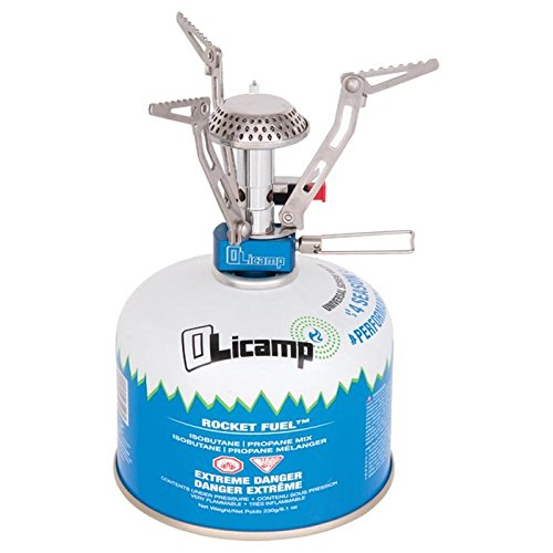 Olicamp Electron Stove (Electron Stove compare prices)