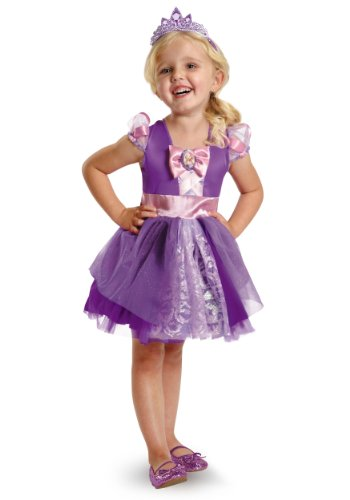 Disguise Disney's Tangled Rapunzel Toddler Ballerina Classic Girls Costume