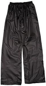 Regatta Kids Stormbreak Waterproof Over Trouser - Black, 11-12 Years