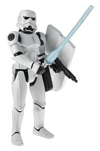Star Wars Fan s Choice Number 4 - Mcquarrie Concept Stormtrooper Action FigureB0000AWFL0 : image