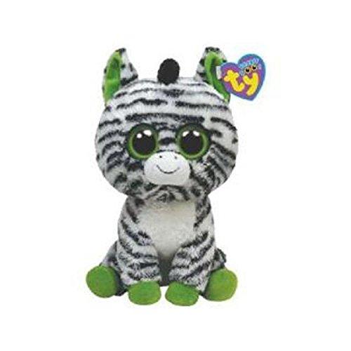 Ty Beanie Boos Zig-Zag - Zebra - 1