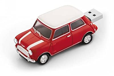 Mini Cooper Green Car USB Flash Memory Drive 2Gb by Redismo