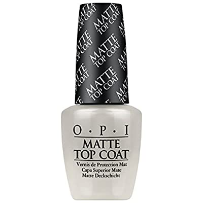 OPI Top Coat Nail Lacquer, 0.5 fl. oz.