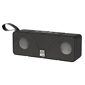 Altec Lansing Dual Motion IMW140 Bluetooth Speakers (Black)