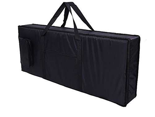 Why Choose Tosnail 61-note Keyboard Gig Bag, 39'' X 16 X 6''