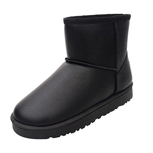 chaussures-femme-kolylong-2016-hiver-cuir-artificiel-impermeables-visage-fourrure-dhiver-double-chau