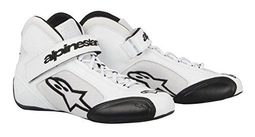 alpinestars(アルパインスターズ) TECH 1-K KART SHOES WHITE/BLACK 7 2712013-21-7