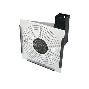 cible métal pour airsoft ou tir au plomb+20 cibles carton offertes