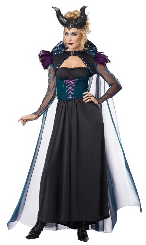 California Costumes Women's Storybook Sorceress Adult