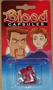 Hepkat Provisioners Fake Liquid Blood Capsules