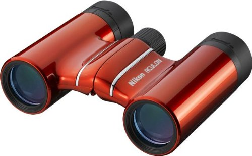 Nikon 6496 Aculon T01 Binocular (Orange)