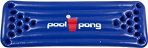 Inflatable Pool Pong Raft 6ft - Portable Pong Surface by Splash Cup Pong
