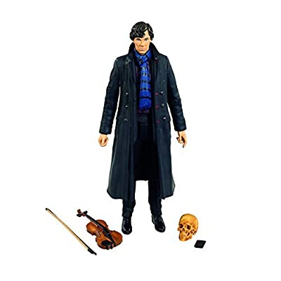 Sherlock 5-inch Scale Action Figure from Underground Toys