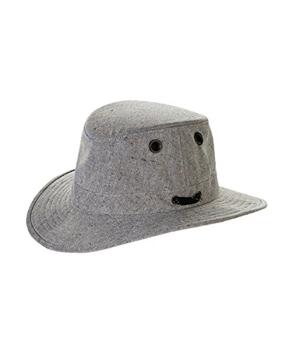 7a4b8416 Tilley TM5 Mash-Up Hat (6 7/8, Grey) | Hat Outlet Sale