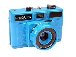 Holga 219134 135 35mm Camera - Cyan