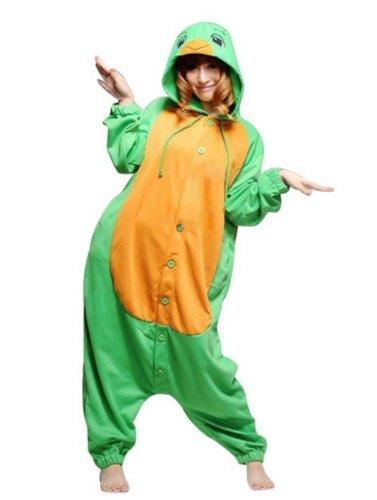 Jp Anime Pajamas Turtle Cosplay Costume Pyjamas Hoodies Party Dress (Size M) front-1061258