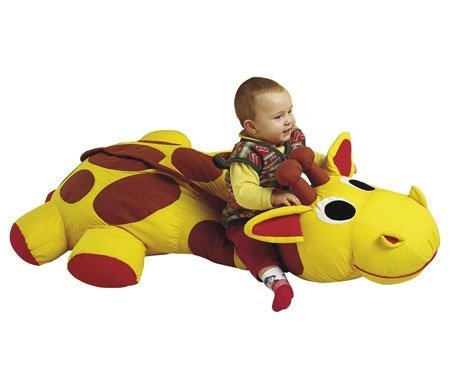 Wesco 40994 Quot;Olafquot; The Giraffe With Polyester Fibres front-446610