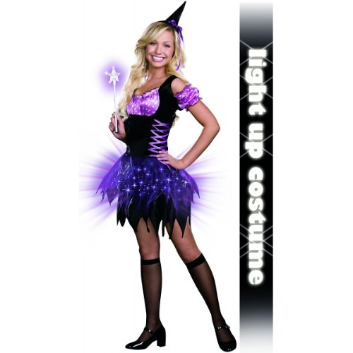 Switch Witch Costume - Teen Small