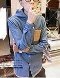 (フルールドリス)Fluer de lis フード 帽子 パーカー シャツ ワイシャツ Yシャツ ドレスシャツ カジュアル アパレル メンズ ファッション 服 9525