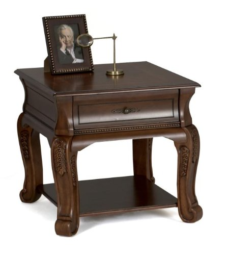 Popular But before you continue reading please see reviews about Klaussner Winchester End Table below