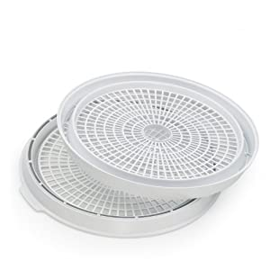 Presto 06306 Dehydro Electric Food Dehydrator Dehydrating Trays by Presto