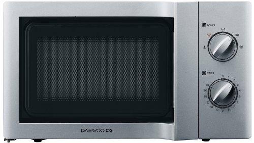 daewoo-kor6l65s-micro-ondes-mecanique-800-w-20-l-argent