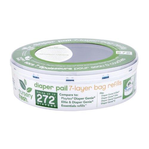 Munchkin Nursery Fresh Diaper Pail Refill - 1