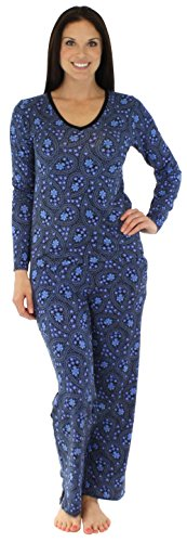 bSoft Women's Modal Blend Longsleeve Pajamas