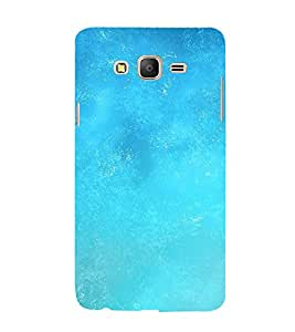 EPICCASE Blue Sky Mobile Back Case Cover For Samsung Galaxy E5 (Designer Case)