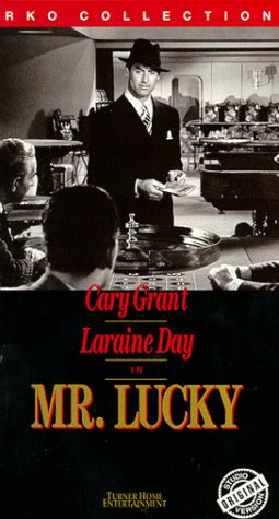 Mr Lucky [VHS] [Import]