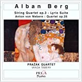Berg: String Quartet, Op. 3; Lyric Suite / Webern: String Quartet, Op. 28