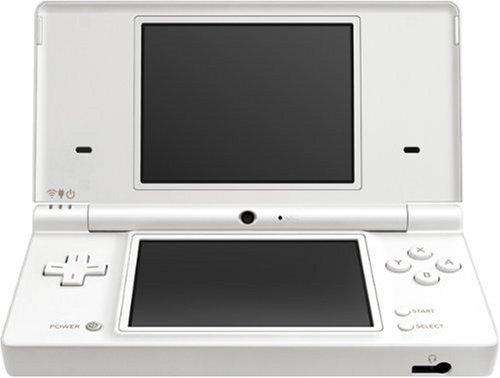 Nintendo DSi Handheld Console (White)