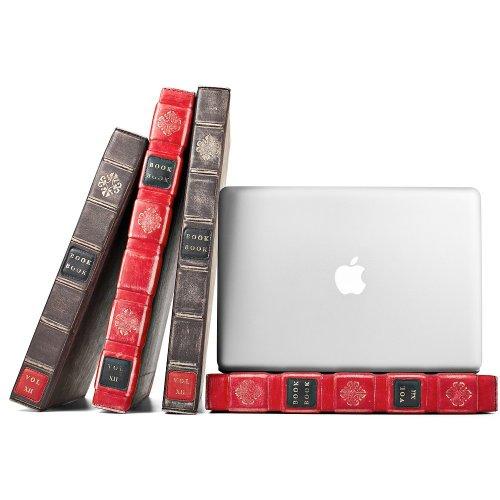 Twelve South 12-1005 BookBook, Hardback Leather Case for 17-inch MacBook Pro (Black)