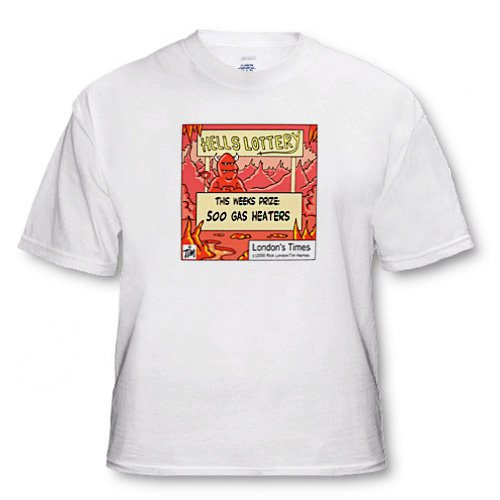 Hell s Lottery - Toddler T-Shirt (2T)