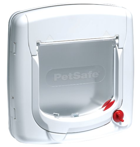 petsafe-staywell-deluxe-manual-4-way-locking-cat-flap-white