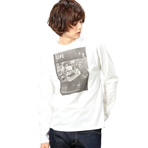 (コーエン) COEN coen×LIFE 長袖Tシャツ 75206065030 92 Other2 S