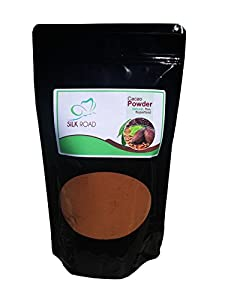 100% Natural Raw Cacao Powder from Latin America. Raw, Pure, Non-GMO, Vegan, Gluten-Free (1 LB)
