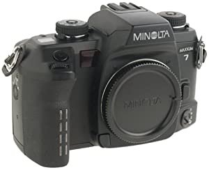 Minolta Maxxum 7 35mm SLR Camera (Body Only)