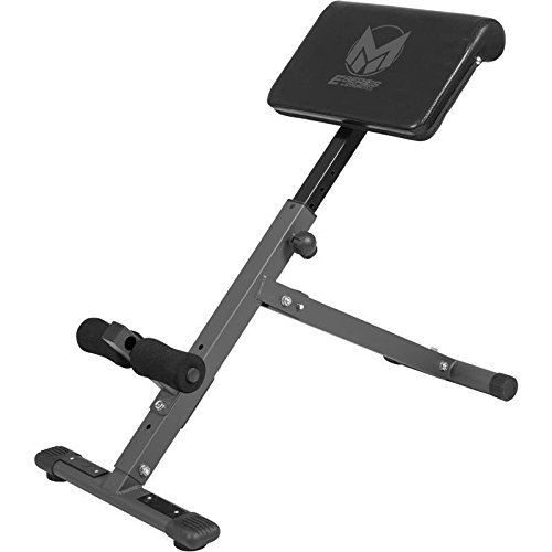 GYRONETICS E-Series Rückentrainer klappbar Hyperextension /...