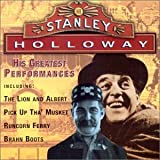 Stanley Holloway His Greatest Performances