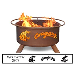 Patina products f216 washington state for Amazon prime fire pit