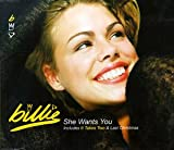 Billie She Wants You / Last Christmas [CD 2] [CD 2]