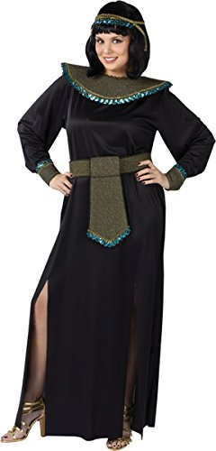 Morris Costumes Women's MIDNIGHT CLEOPATRA ADULT, Plus size