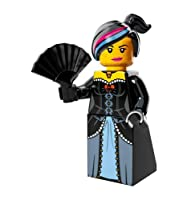 The Lego Movie Wild West Wyldestyle Minifigure Series 71004 from LEGO